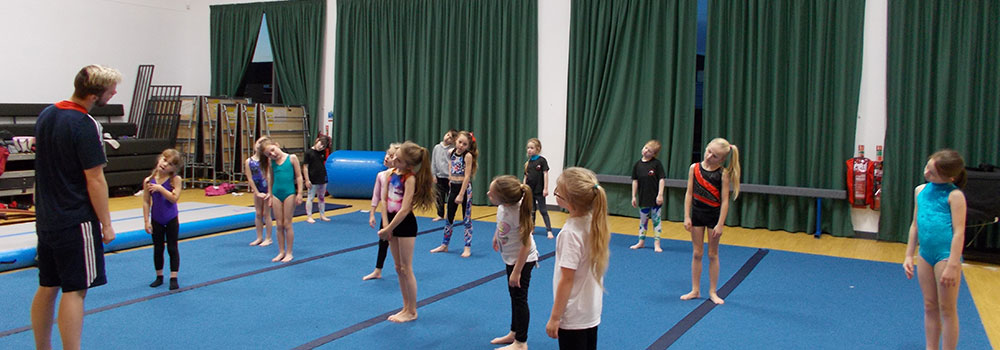Open Gymnastics Year 3 and 4