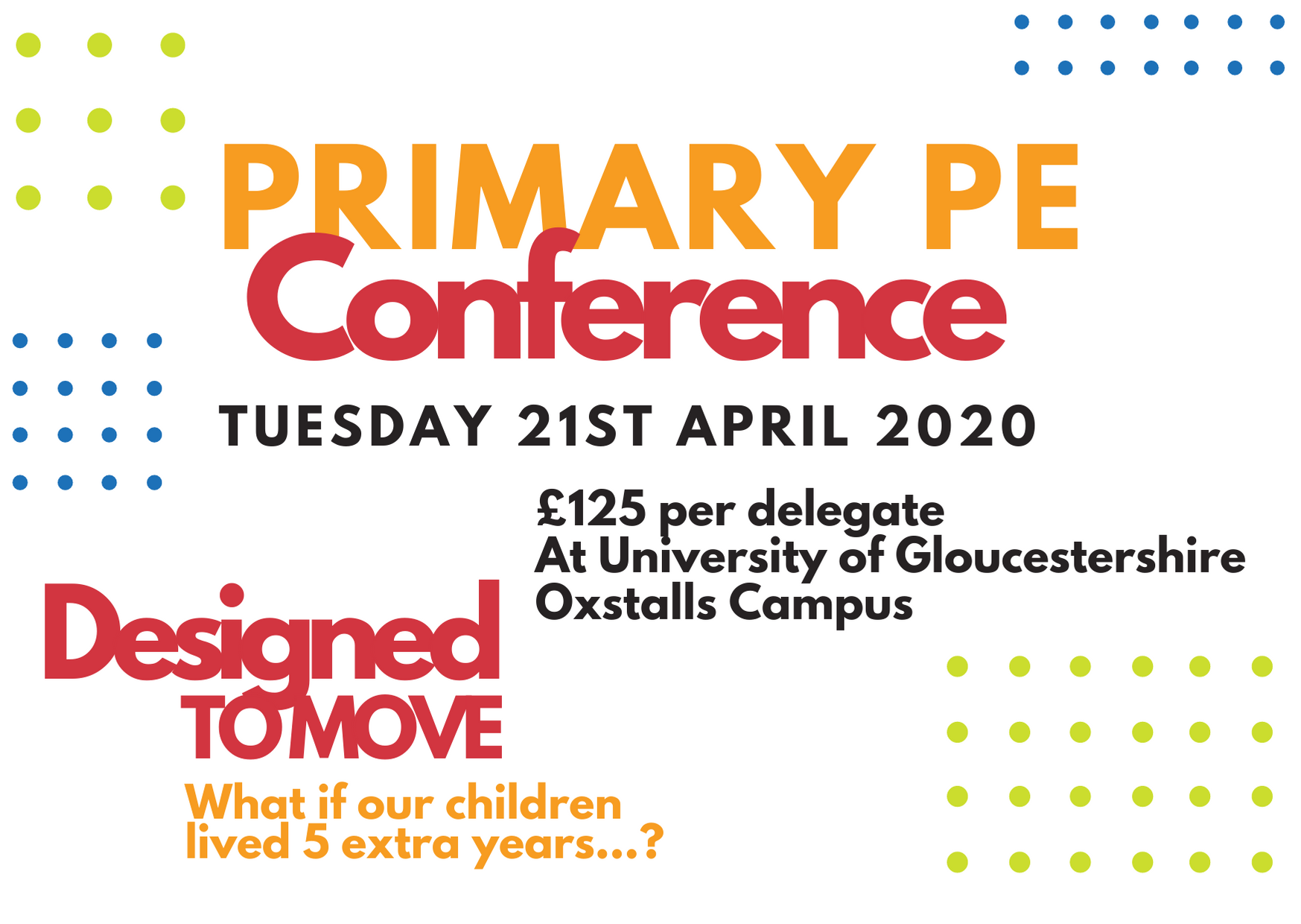 Primary PE Conference
